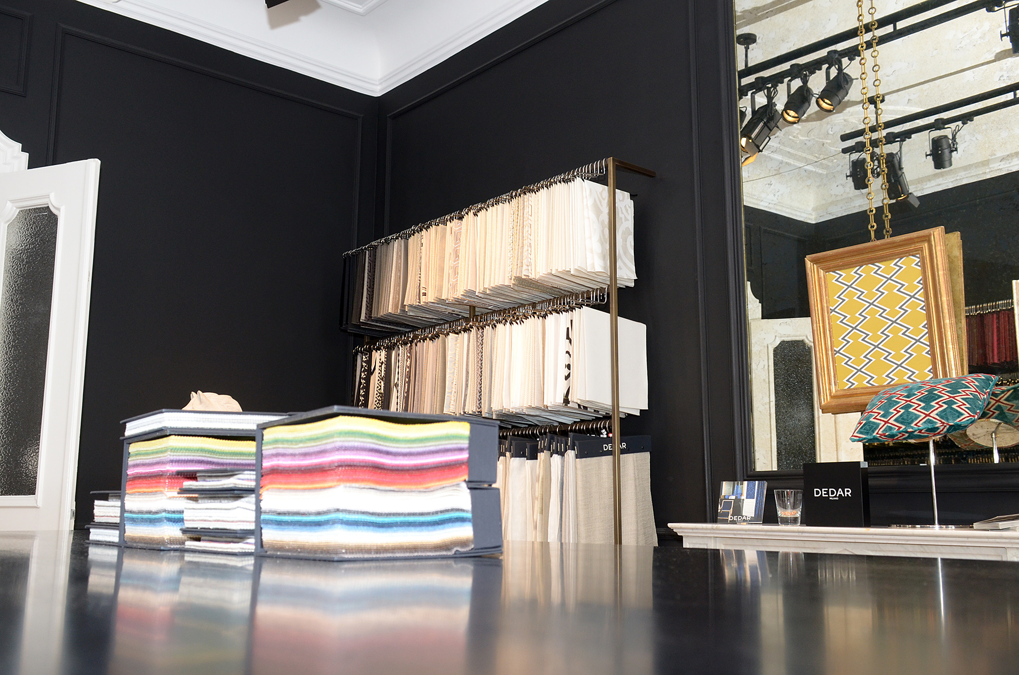 Referenz Dedar Milano Showroom